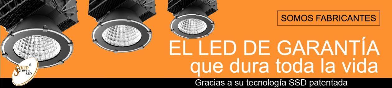 Nuestra tecnología: LED SIN DRIVER