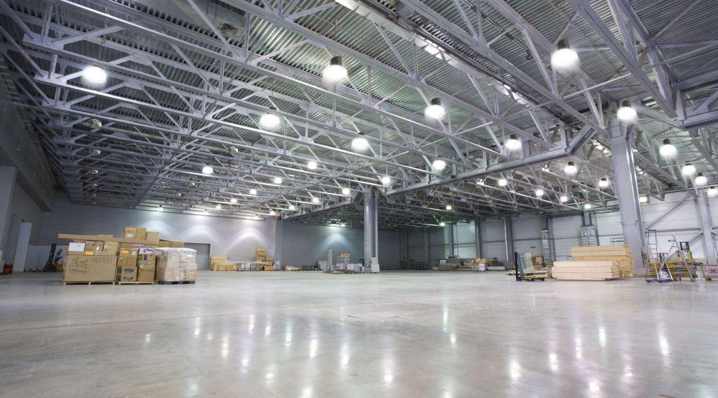 Luz de alta calidad para industrias