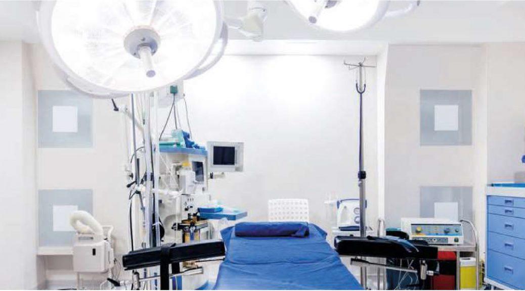 Desinfección en consultas sanitarias
