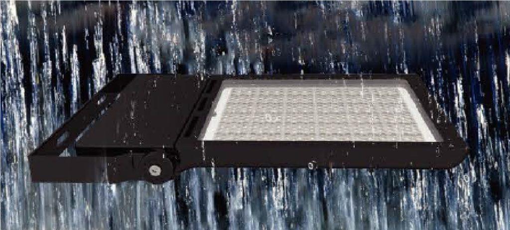 Proyector led resistente al agua